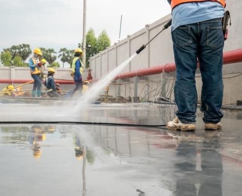 Pour le nettoyage après chantier faites appel à nous !