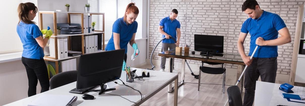 Besoin de nos services pour le nettoyage de bureaux ?