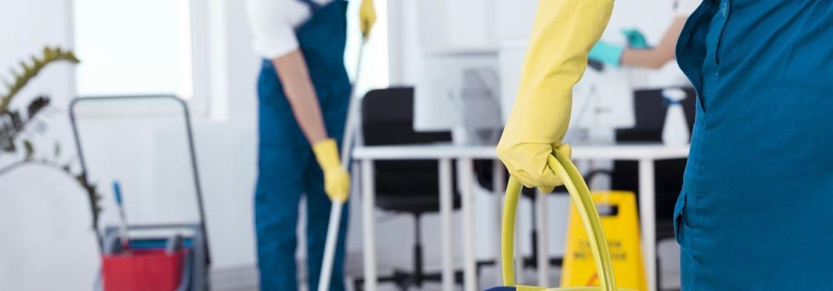 Société de nettoyage à Bruxelles